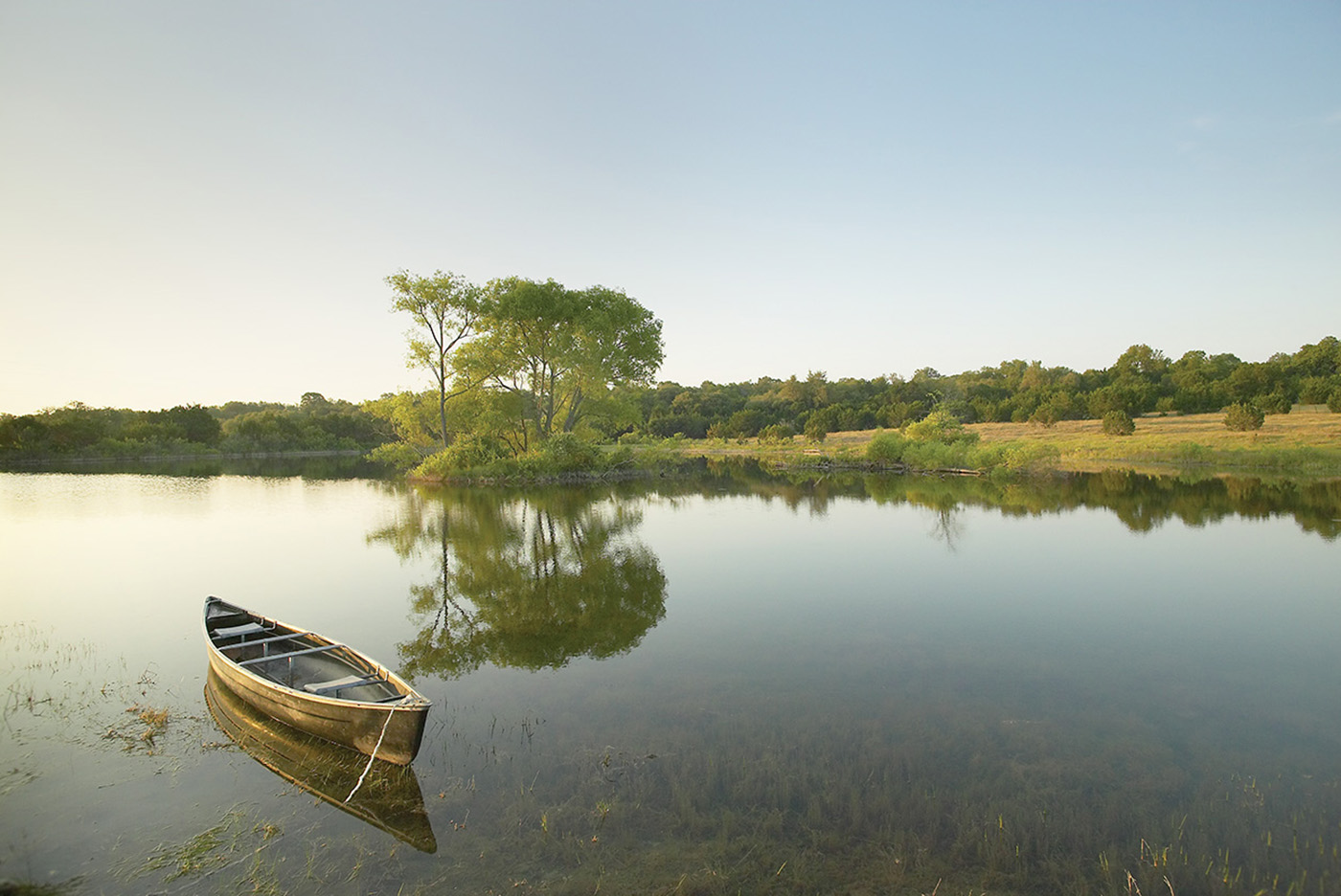 Fishing Ponds Belvedere Austin