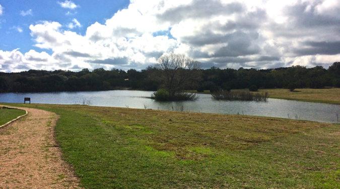 Belvedere Pond Trails