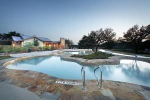 Belvedere Amenity Center Lazy River Pool