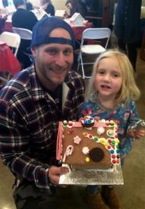 Gingerbread Decorating Party - 5