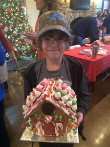 Gingerbread Decorating Party - 6